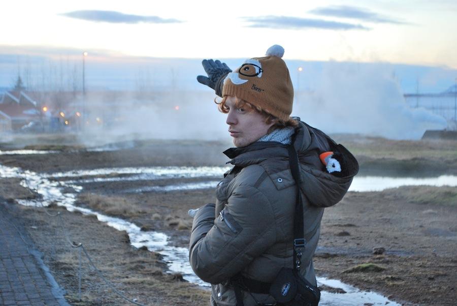 Исландия, гейзеры