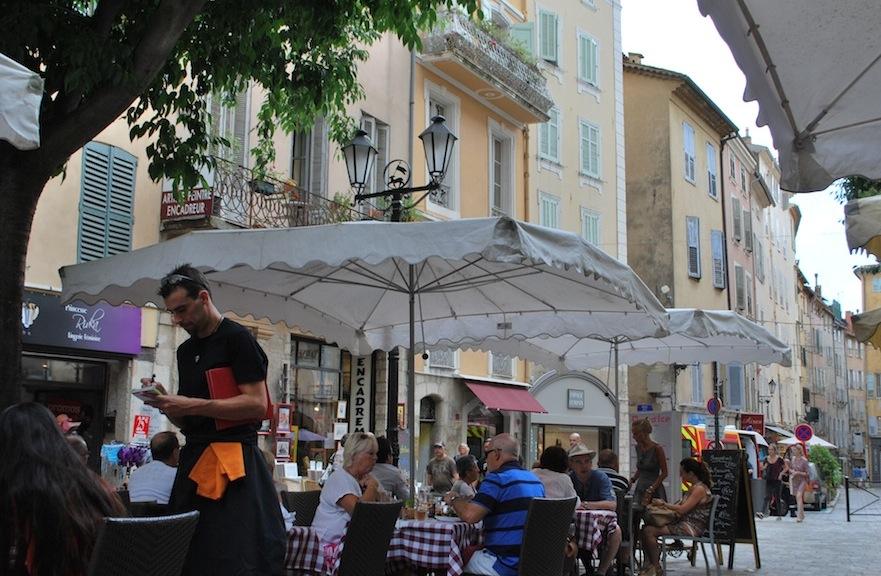 ресторан, Франция