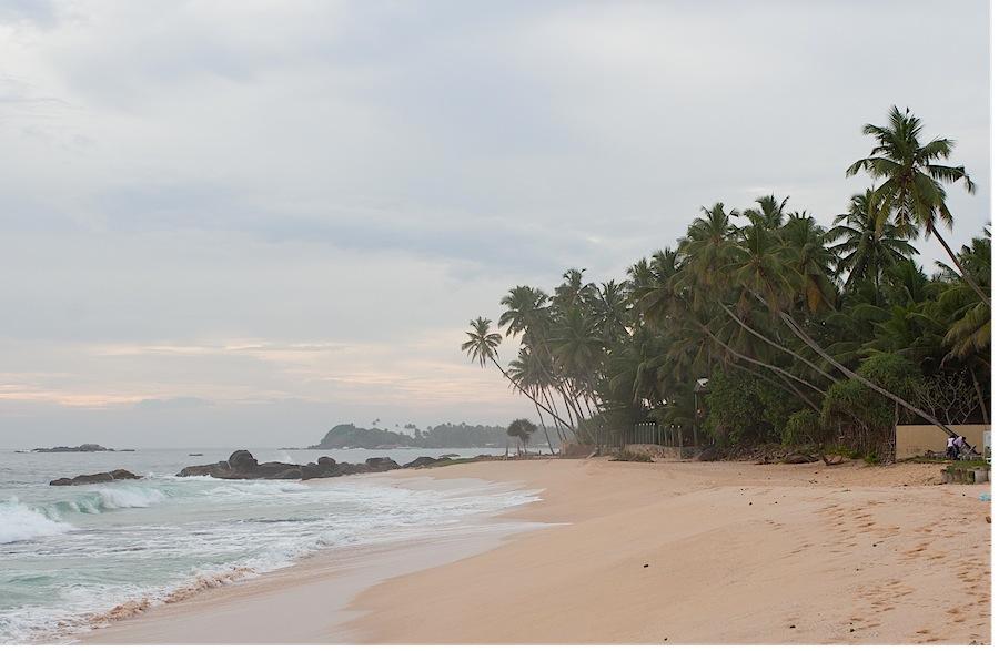азия, пляж