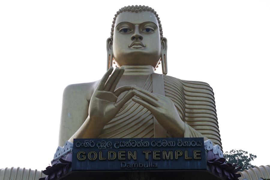 Дамбула, Шри-Ланка, Цейлон, Будда