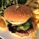 Гамбургер с фуа-грой — фастфуд на провансальский лад