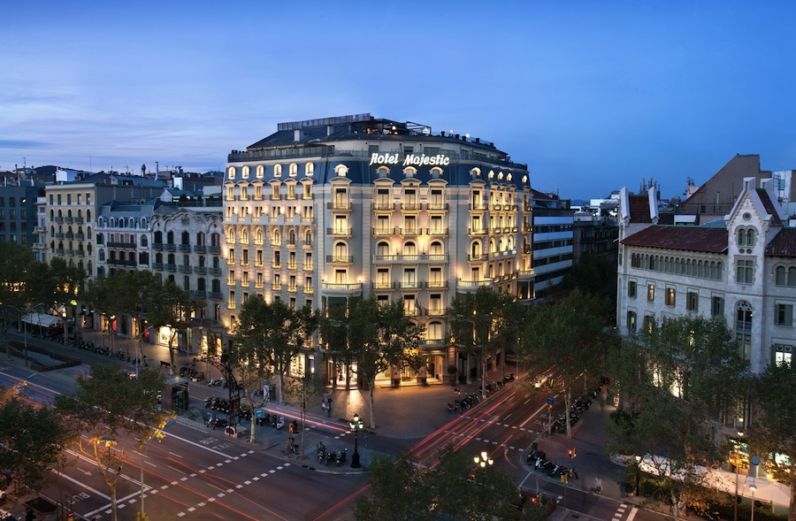 Majestic Hotel & Spa Barcelona 5-star Deluxe