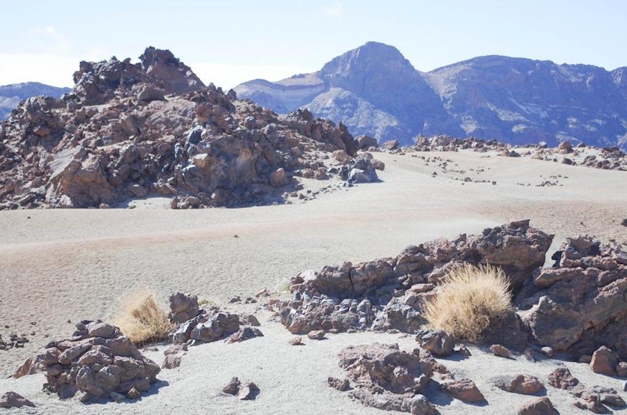 вулкан Тейде, Тенерифе