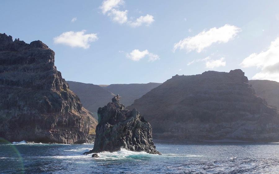 Ла Гомера, la gomera, остров, канары, канарские острова