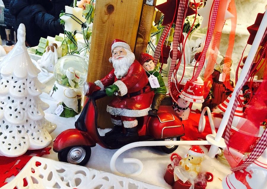 Санта-Клаус, Рождество, Италия