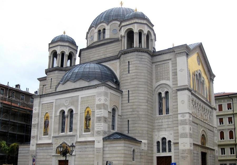 православная церковь Триеста