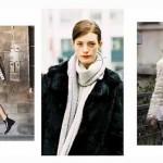 Зимний дресс-код в Европе: How to wear искусственный мех