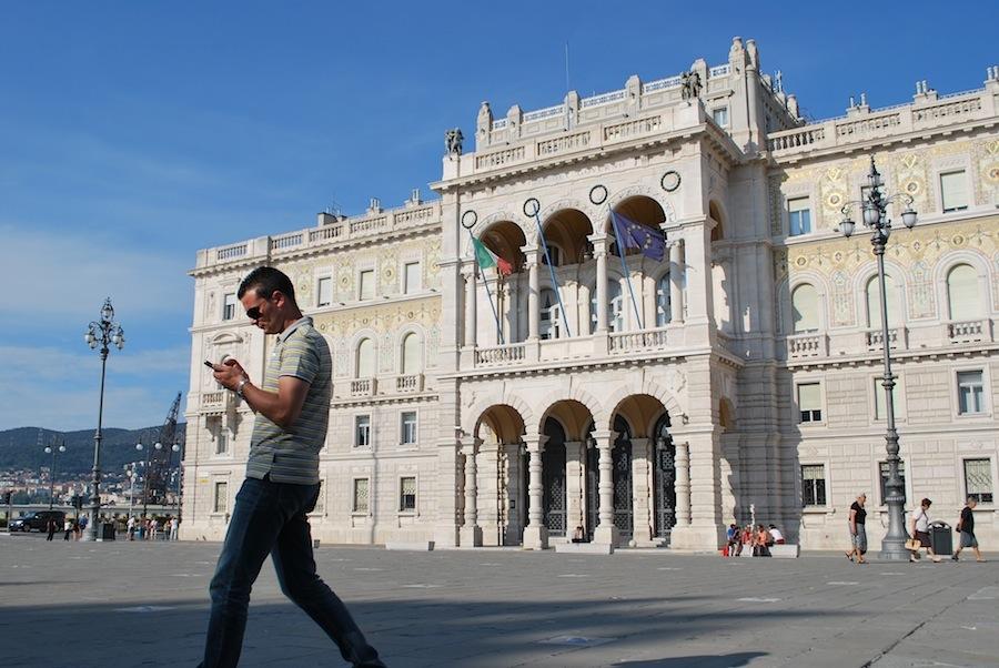 Palazzo del Governo, площадь Единства Италии, Триест