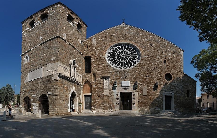 Церковь Иуста из Триеста