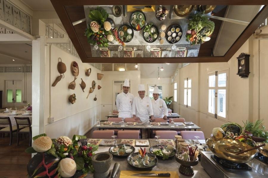 кулинарная школа, Таиланд,