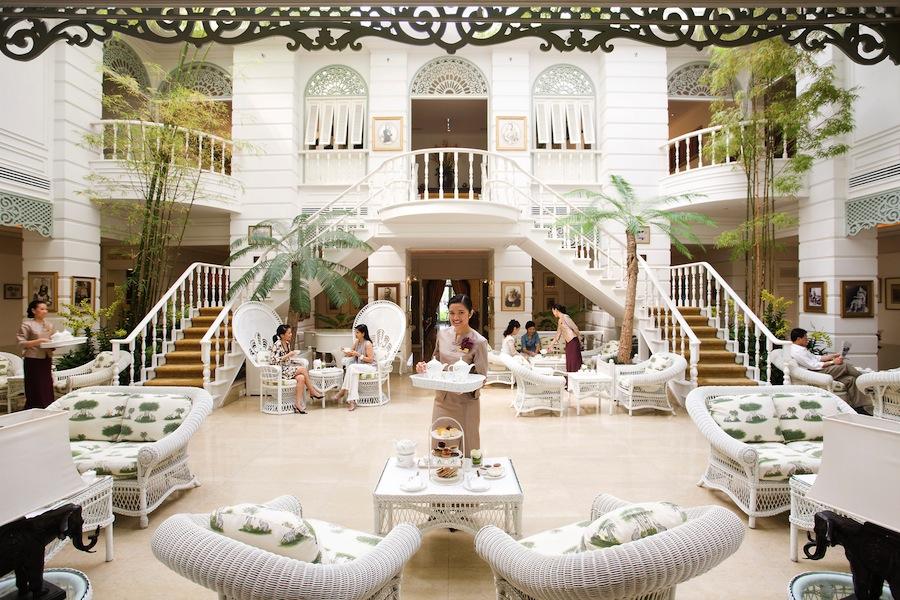 Author's Lounge, Mandarin Oriental, Бангкок, bangkok-lounge-authors-lounge-1