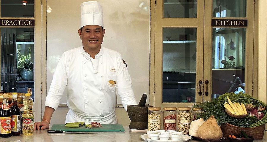 Mandarin Oriental Hotel Thai Cooking School