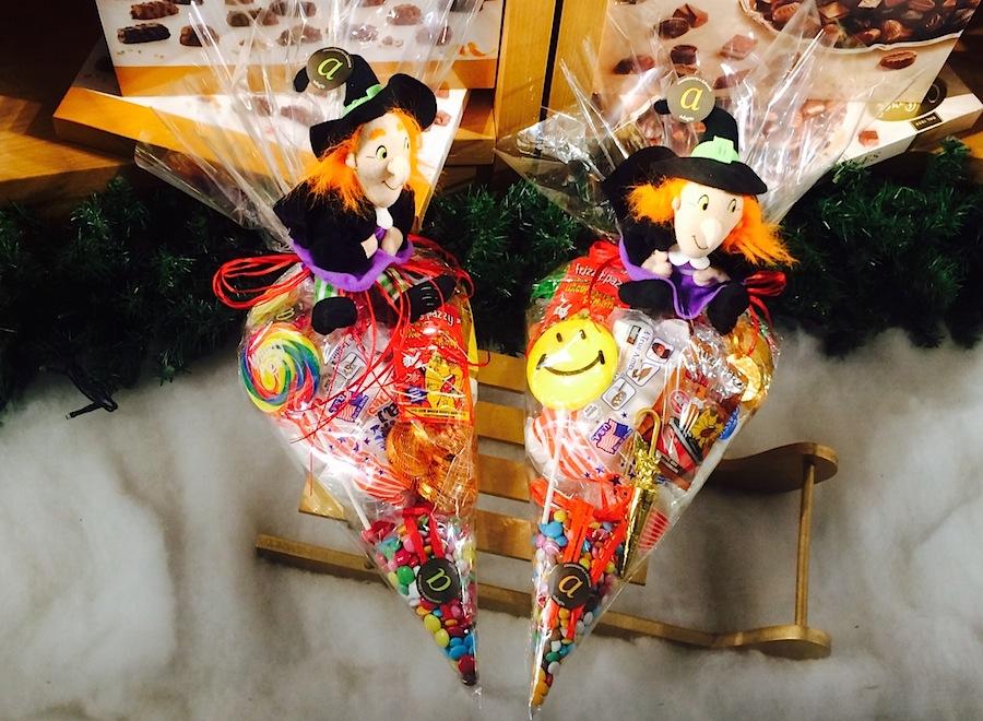 Бефана и наборы конфет для хороших детей