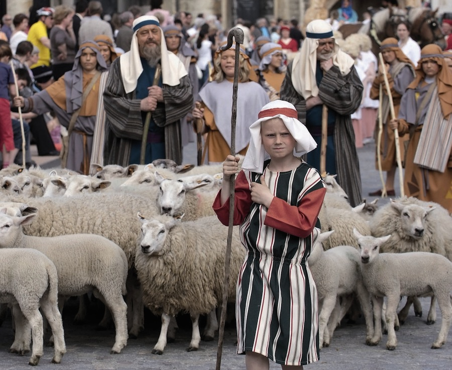 Хансвейкская процессия