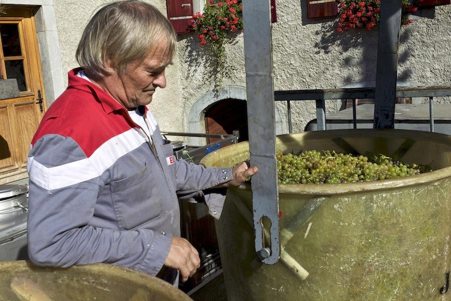 Винодельня Pierre-Alain Meylan