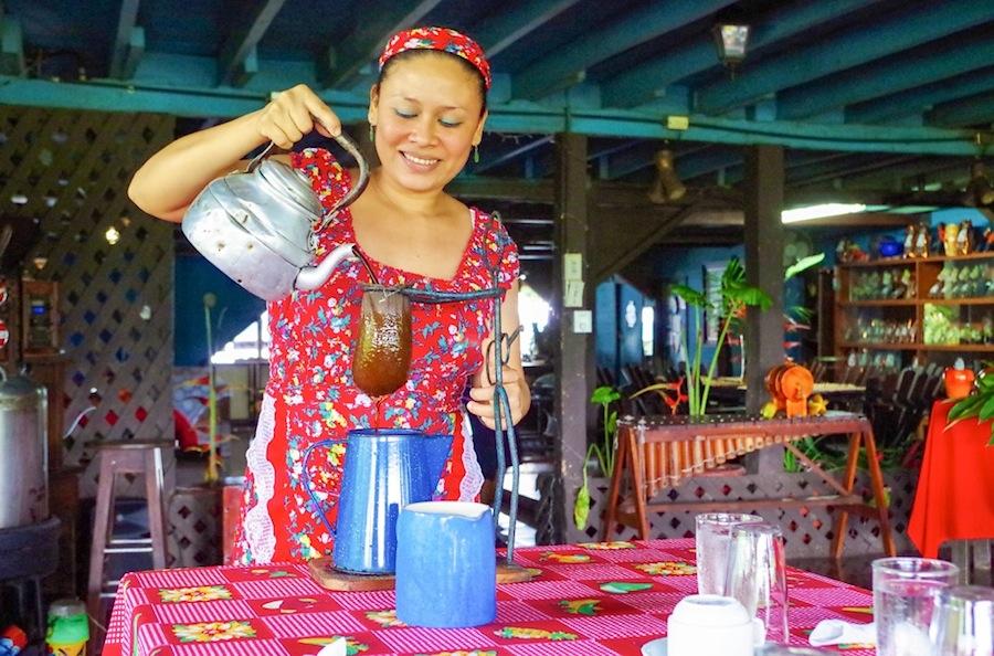 заваривание кофе, Коста-Рика