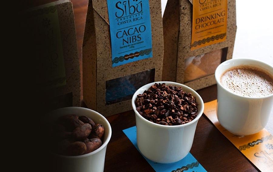 sibu, шоколад, Коста-Рика
