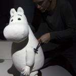 В Стокгольме открылась выставка Муми-троллей