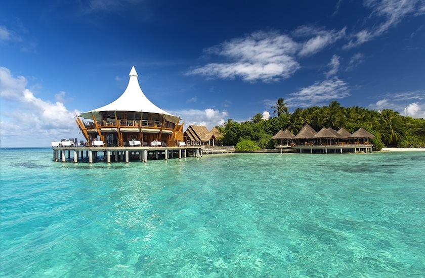 Baros Maldives - Lighhouse_1