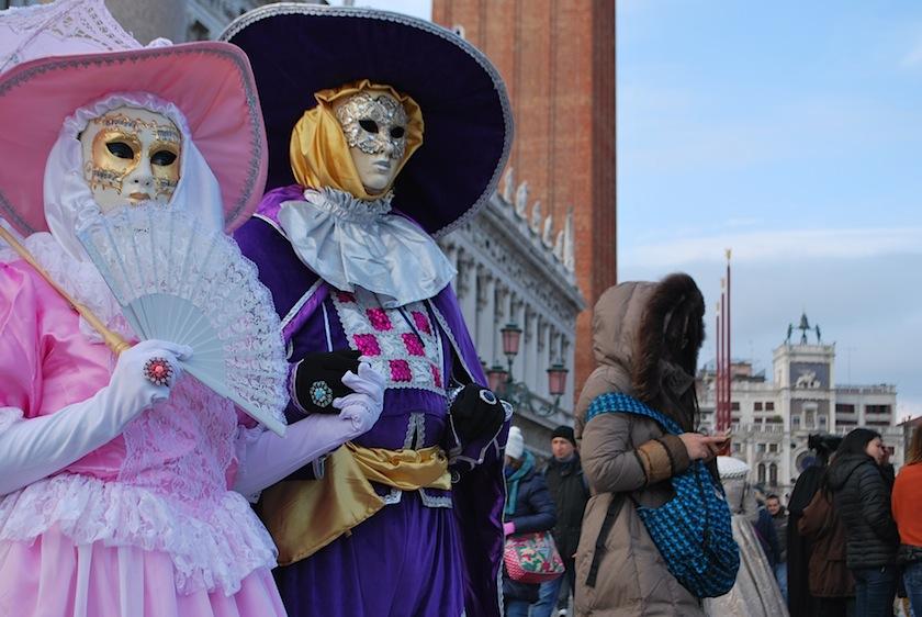 Венецианский карнавал 2015