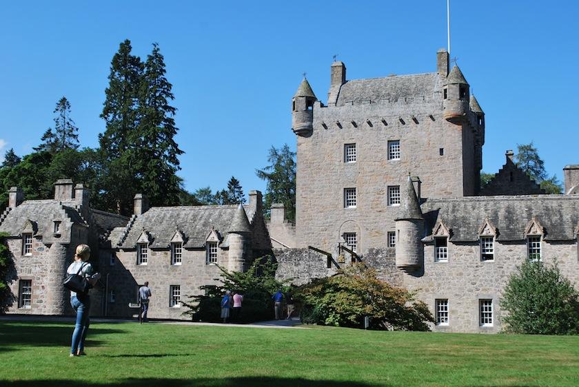 замок Каудор, castle Cawdor, Шотландия