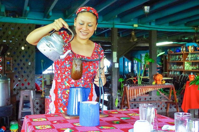 заварка кофе традиционным способ