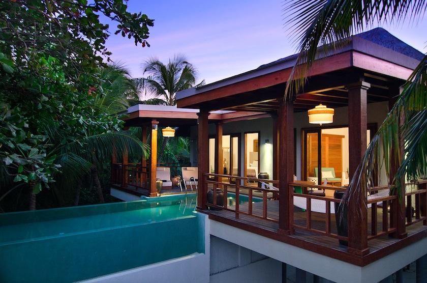 TreeHouseExt02-XL, Мальдивы