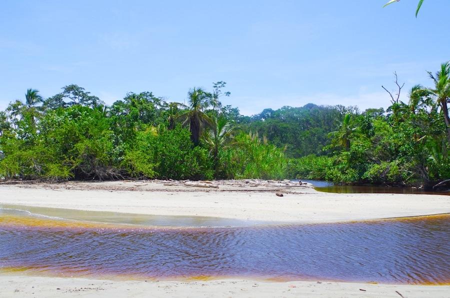 Парк Cahuita