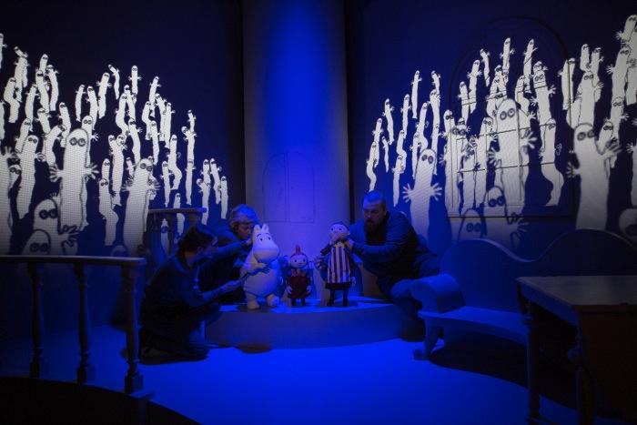 Выставка Муми-Троллей, фотограф Jonas Jörneberg