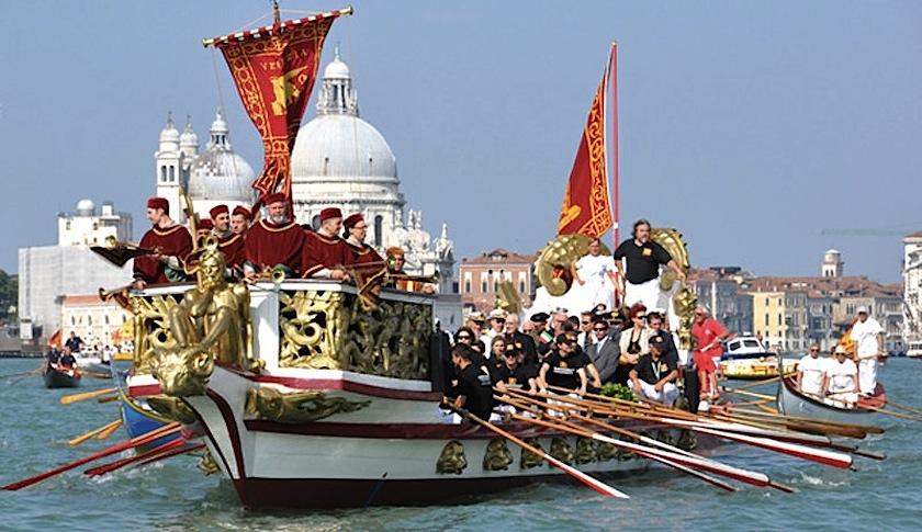 Festa-della-Sensa, Обручение с морем, Венеция