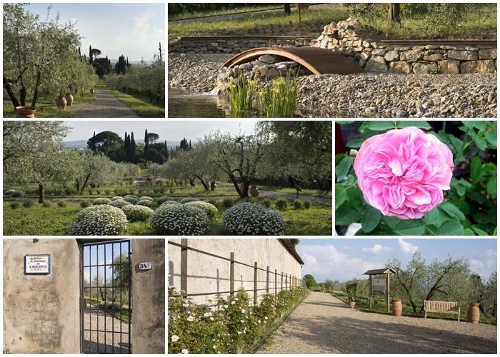 IL GIARDINO DI SANTA MARIA NOVELLA Firenze - Via della Petraia 38/F,