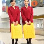 Авиакомпания Cathay Pacific приостанавливает полеты в Москву