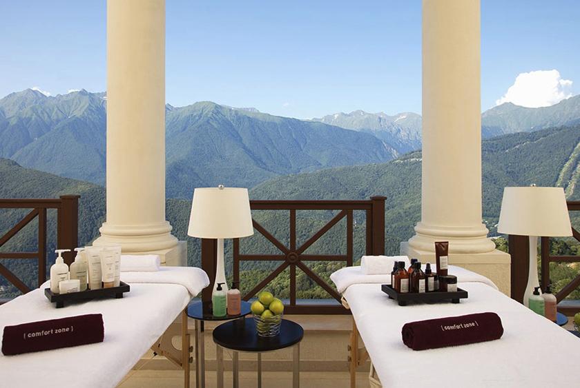 спа в отеле Solis Sochi Hotel