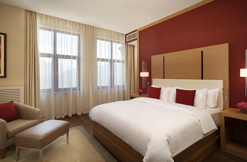 номер в отеле Solis Sochi Hotel