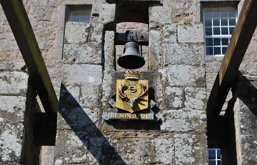 герб замка Каудор