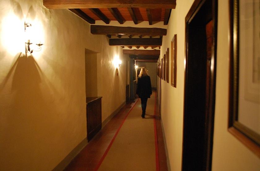 коридоры аббатства
