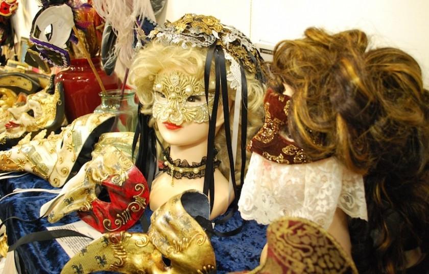 венецианские маски, Венецианский карнавал