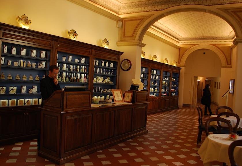 аптека Santa Maria Novella