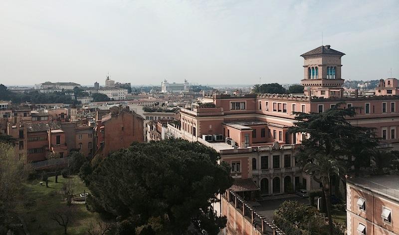 La Terraza dell'Eden, Рим, Rome, Roma