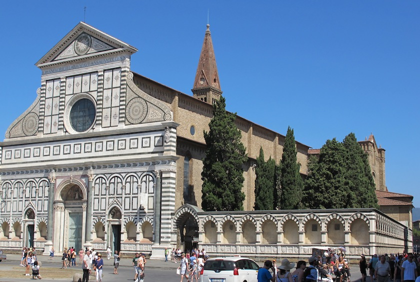 Санта-Мария-Новелла (Santa Maria Novella)