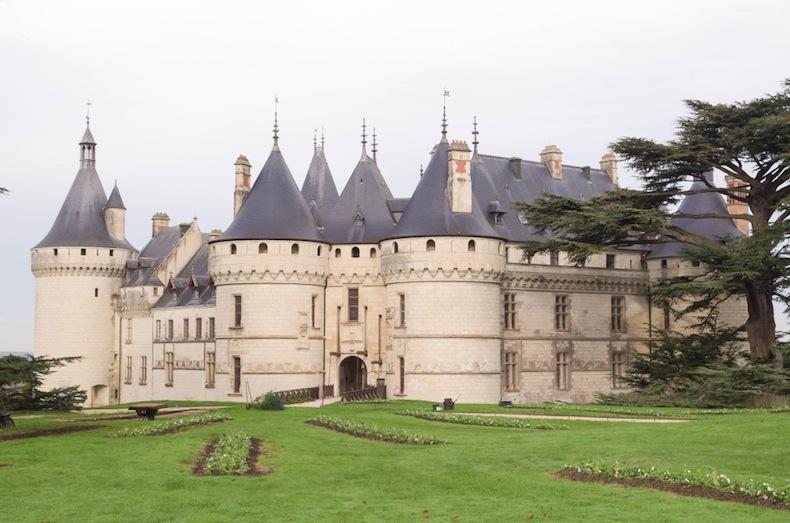 Шомон-сюр-Луар, Domaine de Chaumont-sur-Loire