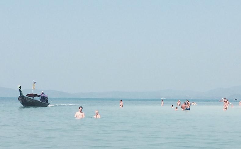 Пхра Нанг (Phra Nang Beach)