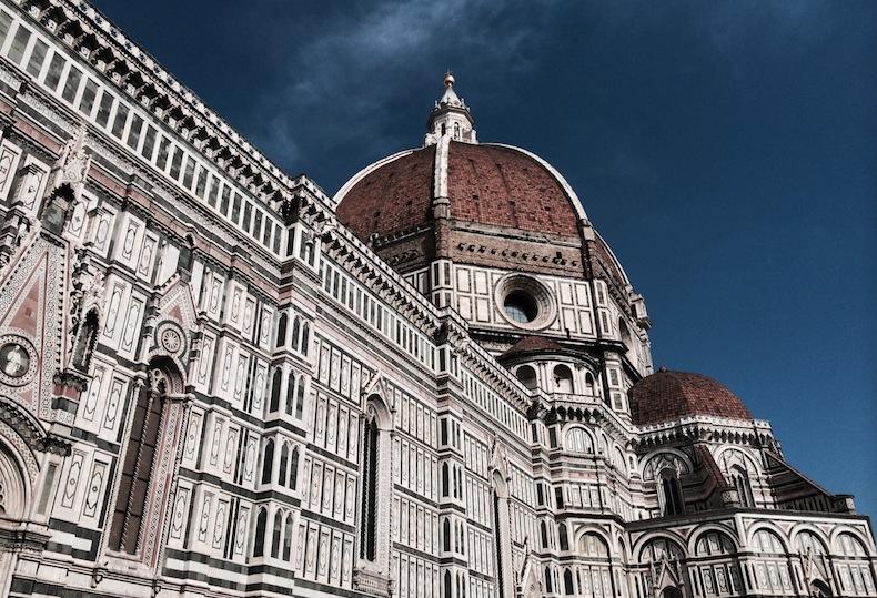 а Санта-Мария-Дель-Фиоре, Флоренция Santa Maria del Fiore, Florence, Firenze