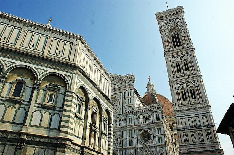Florence-Флоренция-Пьяцца дель Дуомо, Санта-Мария-Дель-Фиоре