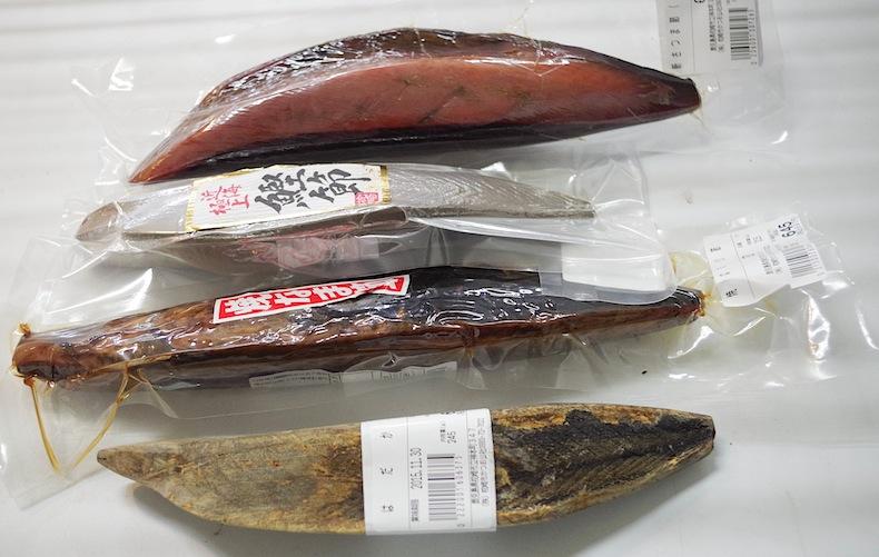 Сушеный тунец на острове Кюсю