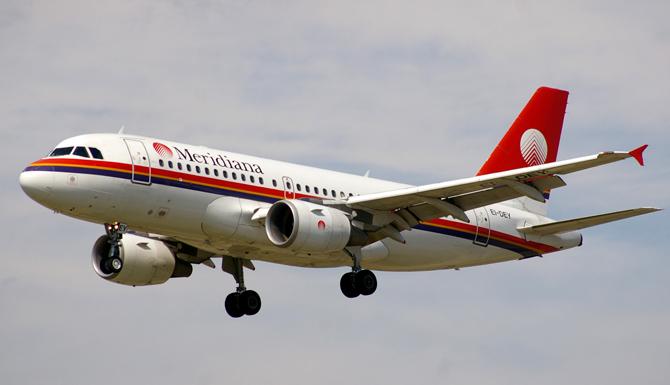 Новый прямой рейс: Санкт-Петербург - Неаполь Meridiana_Fly_EI-DEY_in_Barcelona_(Catalonia)