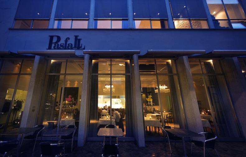 ресторан в Оденсе Pasfall