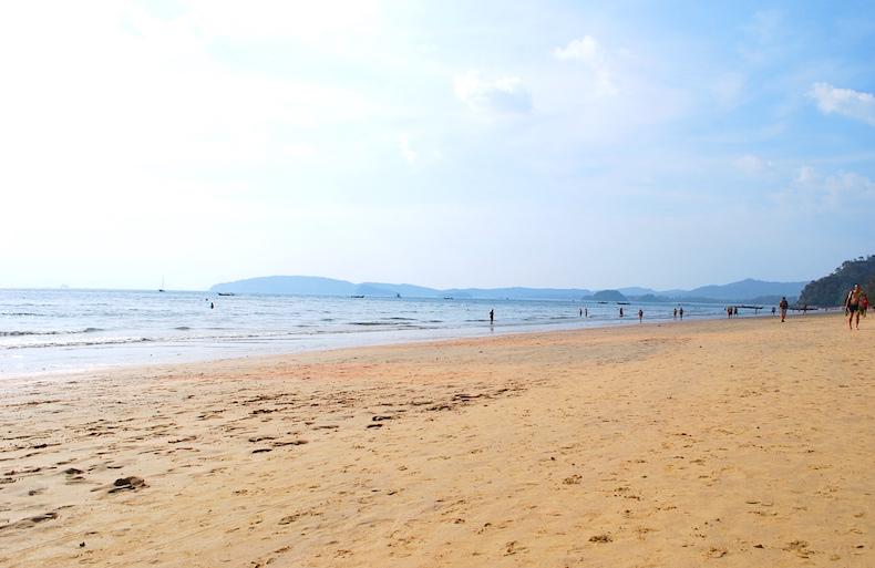 пляж Tup Kaek