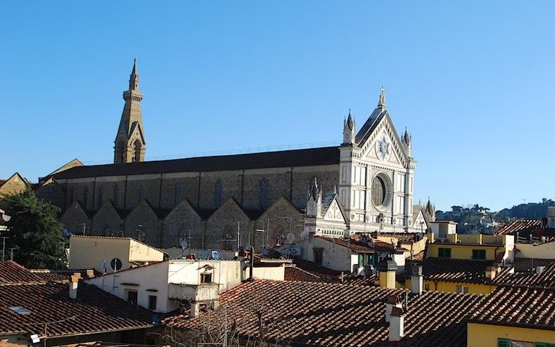 Санта Кроче (Santa Croce), Флоренция, Firenze, Florence
