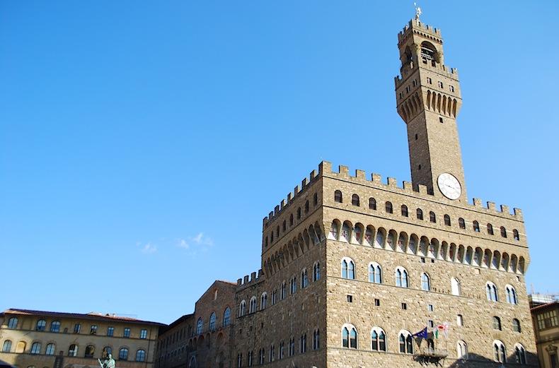 Палаццо Веккьо, palazzo vecchio, Флоренция, Firenze, Florence